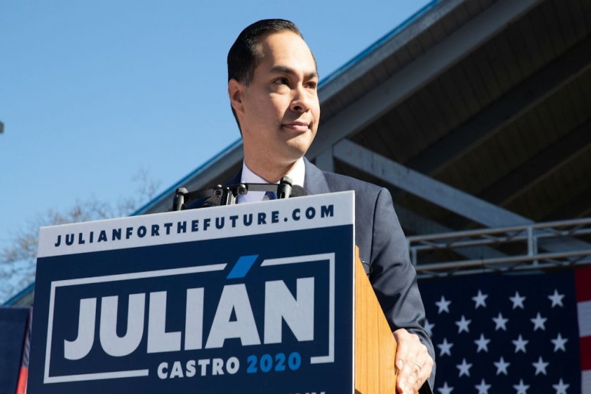 Julián Castro and the Democrats' Catastrophic Accent (and Immigration) Problem